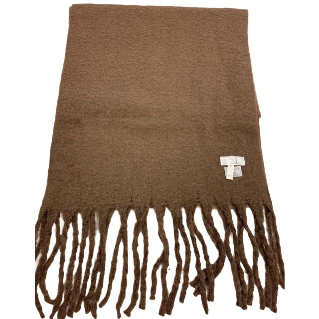 Scarf solid Taupe