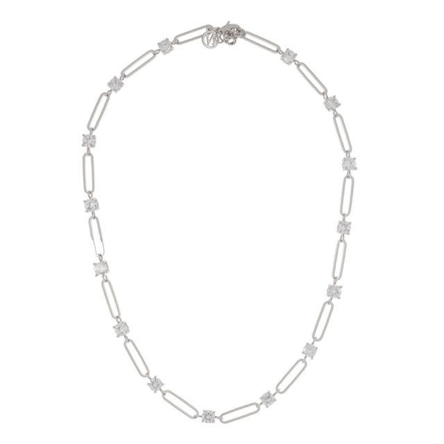 Skye neck 45 Silver