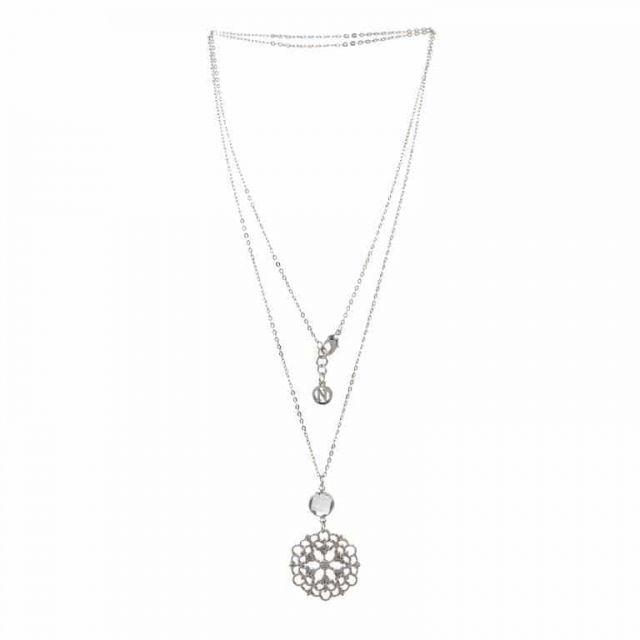 Valeria neck 85 Silver