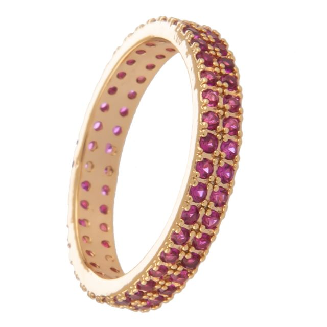 Whistler ring 19 double gold Ceris