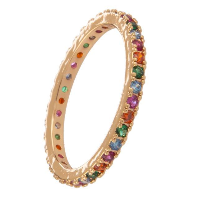 Whistler ring 18 gold Mix