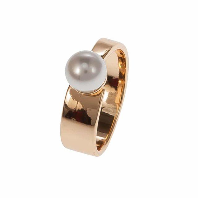 White ring 18 Gold